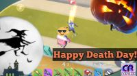Happy Death Day! (Halloween)