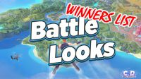 Battle Looks Winners !
