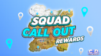 Squad Call Out! (Rewards!)
