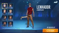 New Skin Project - Lenhador/Lumberjack